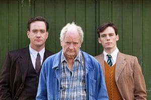 BAFTA TV Awards: Jim Broadbent in Any Human Heart