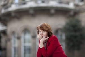 BAFTA TV Awards: Actor Anna Maxwell Martin