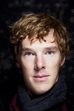 BAFTA TV Awards: Benedict Cumberbatch who starred in Sherlock