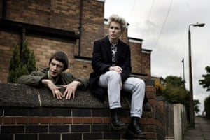 BAFTA TV Awards: This Is England '86 with Joe Gilgun as Woody and Vicky McClure as Lol