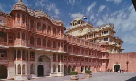 Chandra Mahal, palace, Jaipur, India