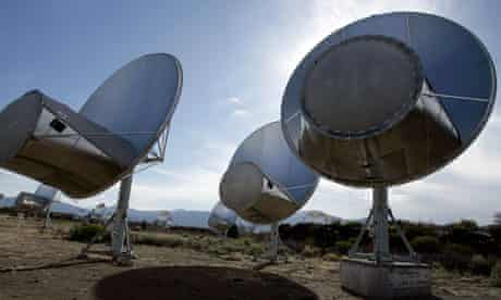 Alien finding institute Seti runs out of cash to operate telescope