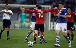 Champions League: Metzelder of Schalke 04