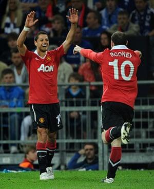 Champions League2: Schalke 04 v Manchester United - UEFA Champions League Semi Final