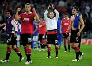Champions League3: Schalke 04 v Manchester United - UEFA Champions League Semi Final