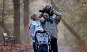 The UK spends more on families than most OECD countries according to a report.