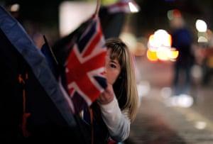 Royal Wedding rehearsal: American royal fan Diane Basilius