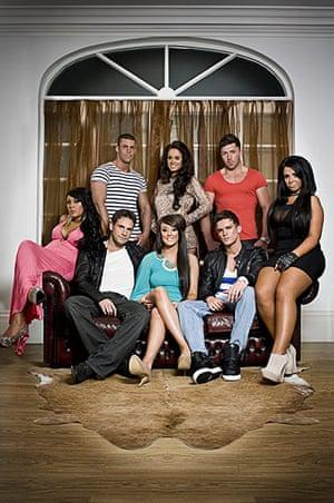 Geordie Shore: The Geordie Shore cast