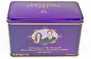 Royal Wedding memorabilia: Memorabilia marking the Royal Wedding of Prince William to Kate Middleton