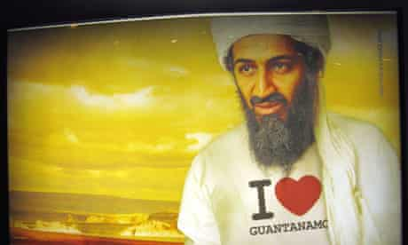 Bin Laden billboard Washington DC
