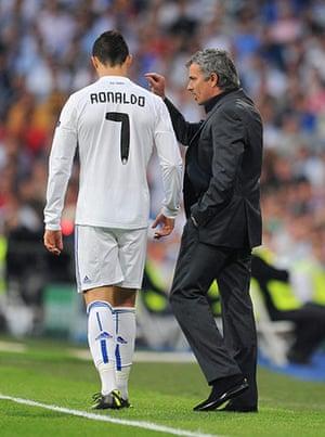 Champions League4: Real Madrid v Barcelona - UEFA Champions League Semi Final