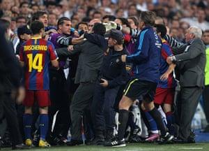 Champions League5: Real Madrid v Barcelona - UEFA Champions League Semi Final