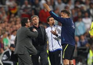 Champions League7: Real Madrid v Barcelona - UEFA Champions League Semi Final