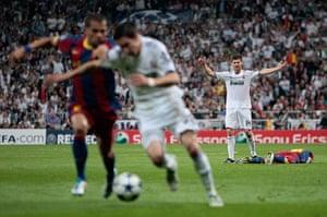 Champions League8: Xabi Alonso, Sergio Busquets