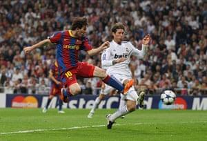 Champions League9: Real Madrid v Barcelona - UEFA Champions League Semi Final