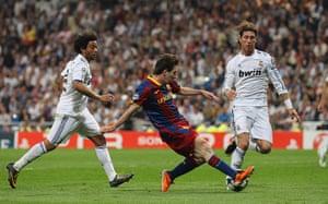 Champions League10: Real Madrid v Barcelona - UEFA Champions League Semi Final