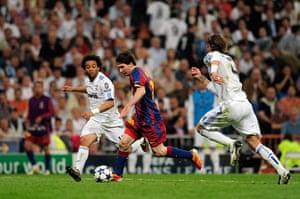 Champions League11: sport