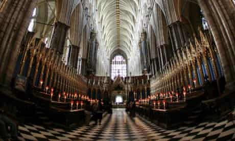 Prince William and Kate Middleton will be married in Westminster Abbey