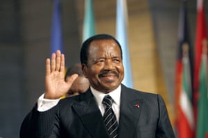 Africa Unrest: Cameroon's President Biya