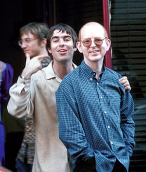 10 best: indie labels: Liam Gallagher and Alan McGee