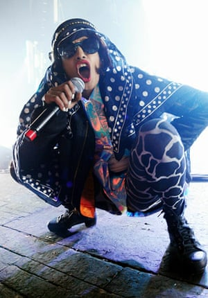 10 best: indie labels: MIA squatting