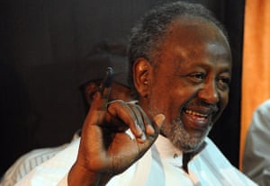 Africa Unrest: President Ismael Omar Guelleh of Djibouti