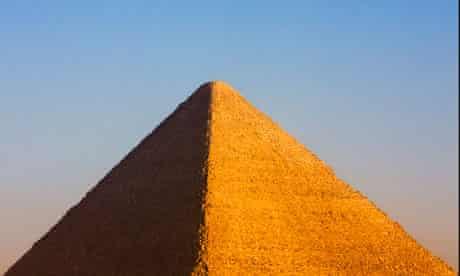 Pyramid of Giza, Egypt.