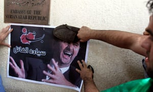 Syrian torture chambers crackdown on dissent