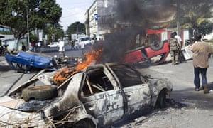 Guadeloupe strike 2009