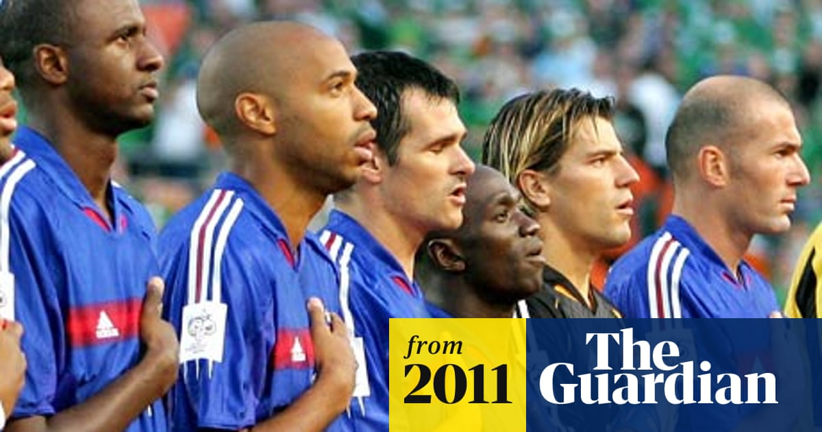 France Football Heads Mired In Race Row Over Alleged Quotas For Ethnic Players Football The Guardian