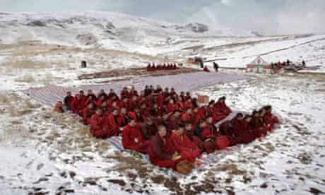 tibet china tension