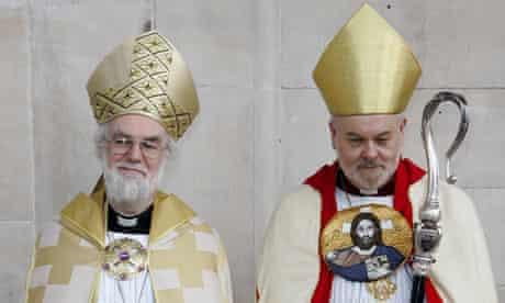 Archbishop of Canterbury and Bishop of London