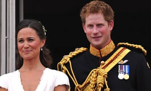 Philippa Middleton and Prince Harry