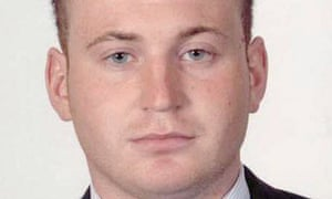 Constable Ronan Kerr is the second policeman to be killed since the PSNI was formed