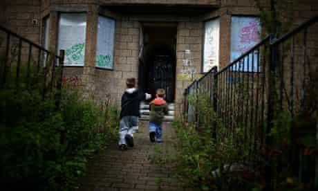 Glasgow children