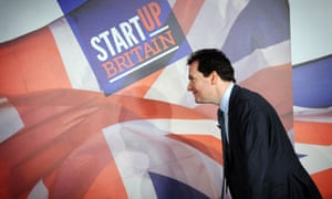 George Osborne at Start Up Britain event