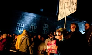 Icelanders Protest Mishandling Of Financial Crash