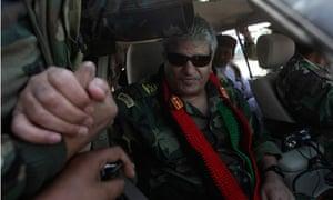 General Abdel Fatah Younis