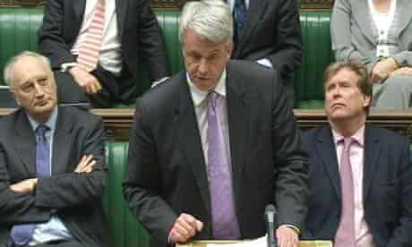 Health secretary Andrew Lansley confirms that plans to reform the NHS are to be delayed