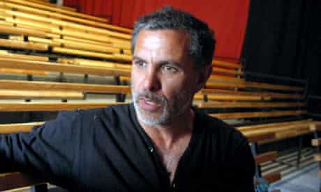 Mer Khamis had received death threats for his work in Jenin