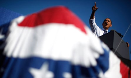 barack obama election campaign