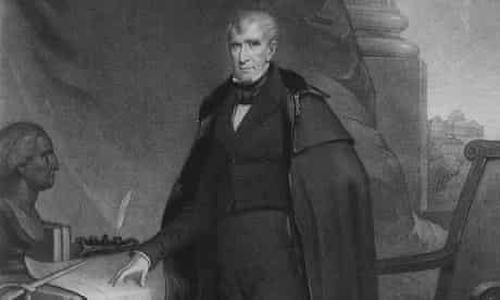 William Henry Harrison, America's 9th president