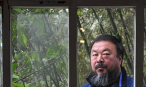 Ai Weiwei, Chinese activist and artist