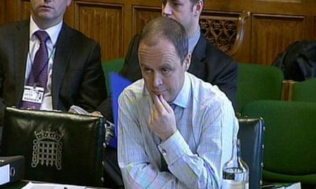 John Yates on phone-hacking claims