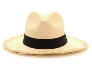 Spring trends: Matches panama hat