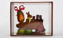 Maison du Chocolat Easter bunny