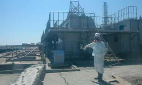 Fukushima nuclear plant, Japan