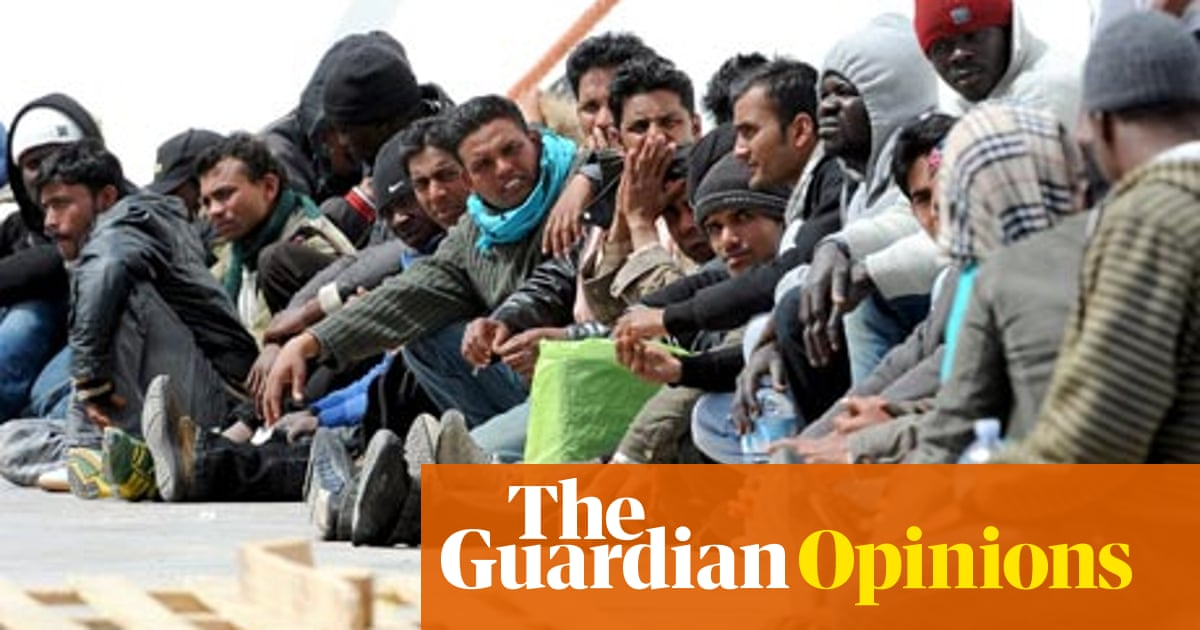 Italy is failing north Africa's refugees | Simon McMahon | Opinion