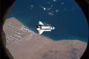 Month in Space: Space Shuttle Discovery