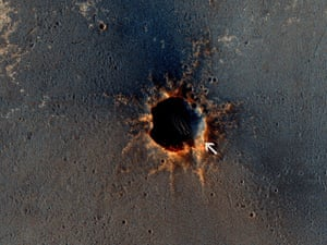 Month in Space: NASA's Mars Exploration Rover Opportunity